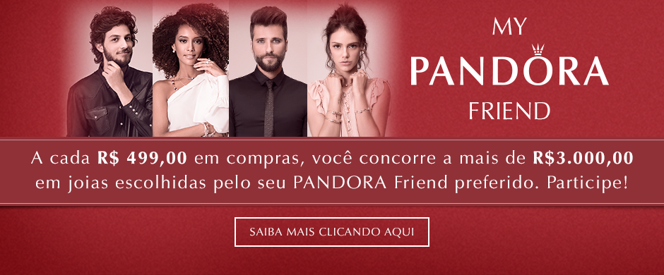 My Pandora Friend