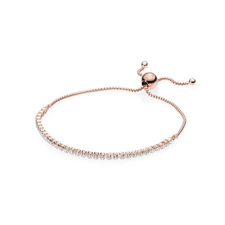 Bracelete-Rose™-Cordao-Brilhante