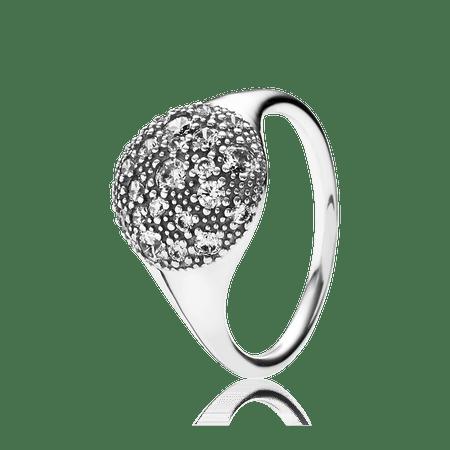 Anel De Prata Constelação - 50