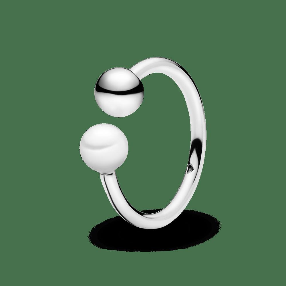Anel Cl U00e1ssica Esfera - 197573p